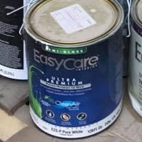 1 Gallon Can of Easy Care Paint at Wallace Lumber Company